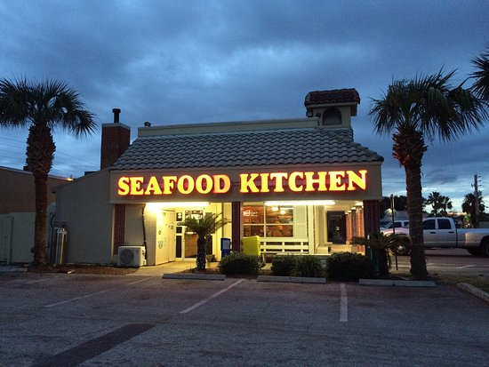Atlantic Beach, FL: Seafood Kitchen