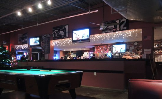 Blaine, WA: the bar scene