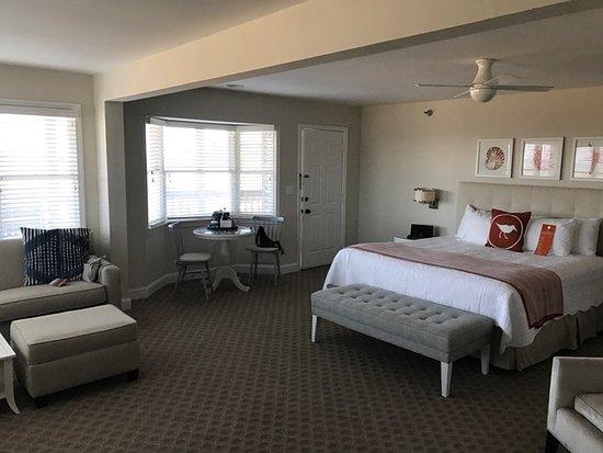 Duck, NC: Premium King Ocean View