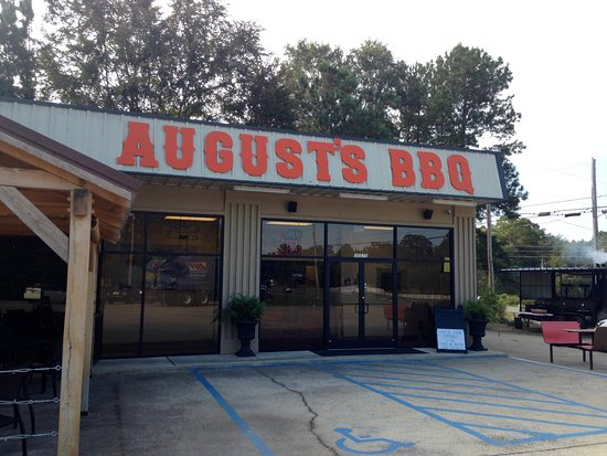 Childersburg, AL: August BBQ