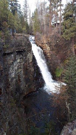 Kimberley, Canadá: Marysville falls