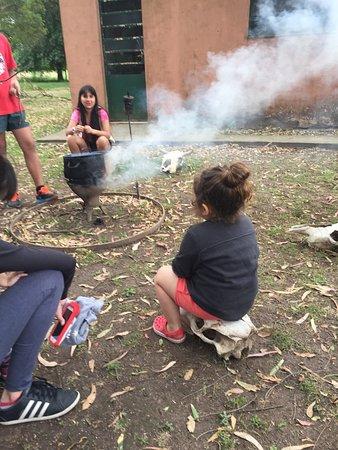Brandsen, Argentina: Granja Loma Verde