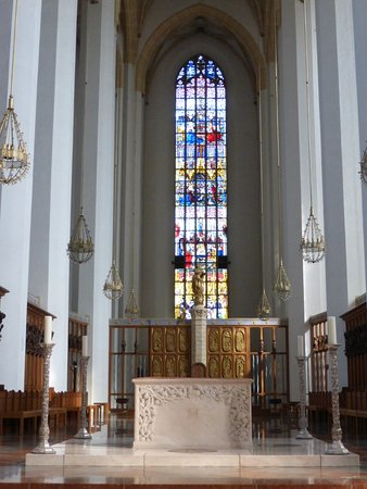 Church of Our Lady (Frauenkirche): Dom Interior
