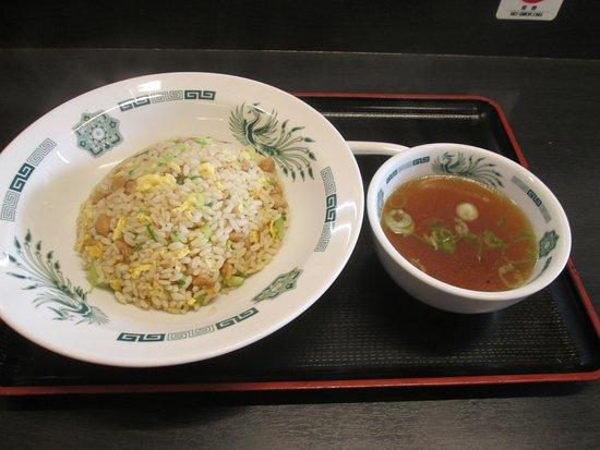 Koshigaya, Japão: チャーハンを食べました