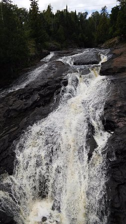 Schroeder, MN: Cross River Falls