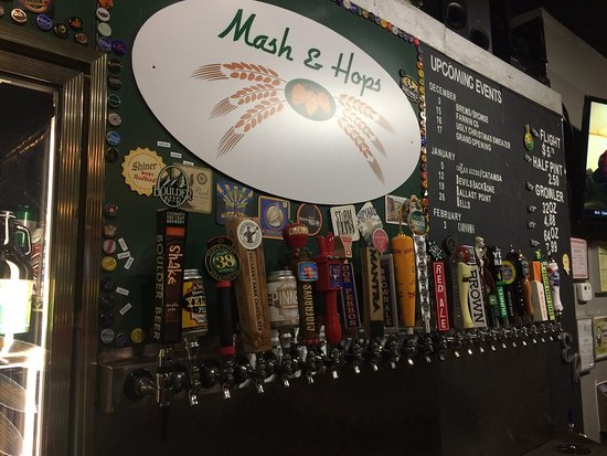Κλίβελαντ, Τενεσί: Awesome draft beer selection! Always changing...