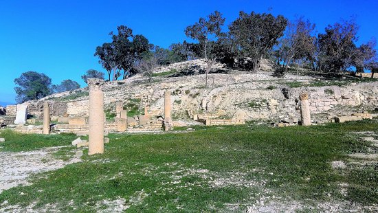 Sousse Governorate, Tunezja: Le colonne