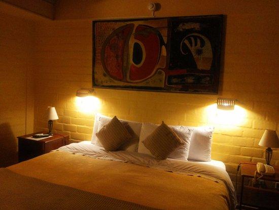 Casa de Baraybar: La nostra camera
