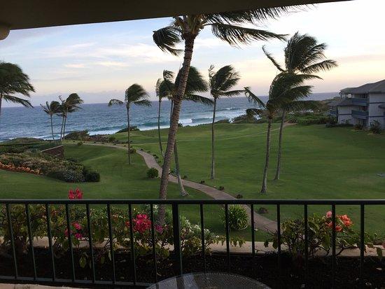 Grand Hyatt Kauai Resort & Spa: Awesome View from Balcony of 5001