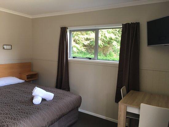 Stratford, Nouvelle-Zélande : Motel - Studio