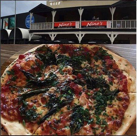 Виктор-Харбор, Австралия: Pizza!