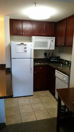 Staybridge Suites Tampa East - Brandon: Mini cozinha