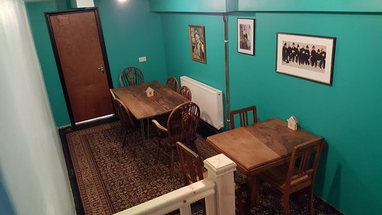 New Mills, UK: Beer Shed Micropub
