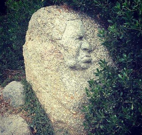 Виктор-Харбор, Австралия: Interesting sculpture on the Granite Island Grounds