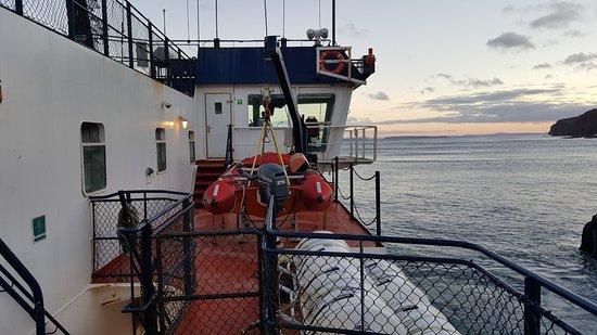 Portugal Cove - Bell Island ferry