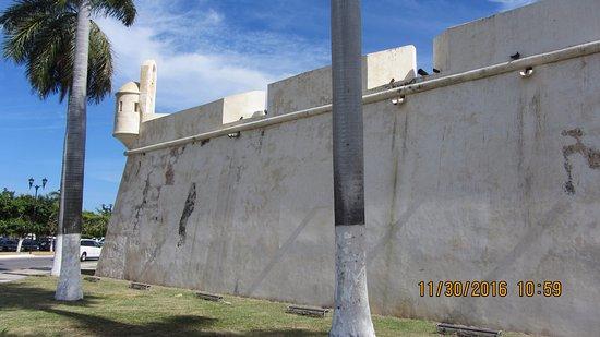 Campeche, Mexique : Bastion