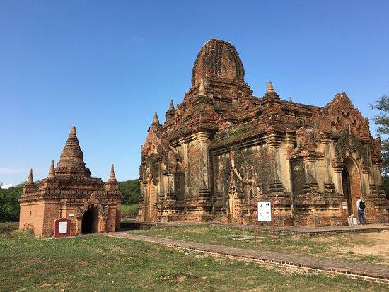 Amazing pagodas in Bagan