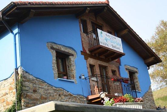 Casa Rura Arrizurieta Landetxea