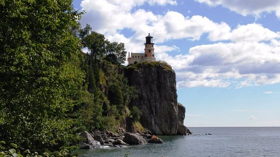 Two Harbors, MN: Split Rock Lighthouse