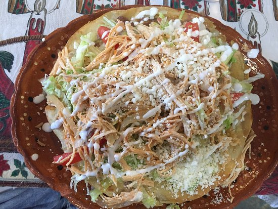 Authentic Huaco Flavors Bring the Family Fiesta to Chehalis.