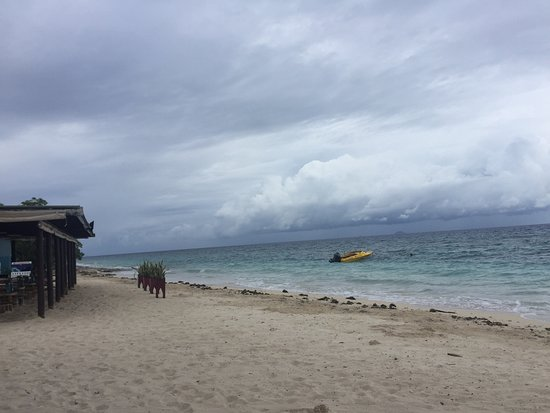Bounty Island, Fiji: NOT like you expect