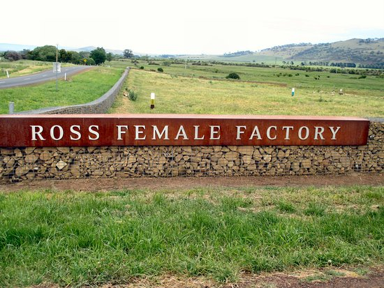 Ross, Australia: The Site