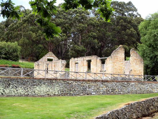 Port Arthur, Australia: Old Barracks
