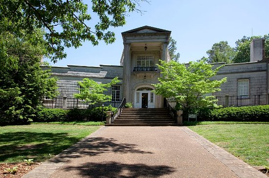 Burritt on the Mountain: This is the main entrance to Burritt Mansion, Original Was Burned #UnitedNationsAL