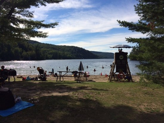 Meech lake nudist