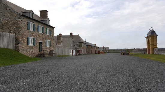 ‪‪Louisbourg‬, كندا: Louisbourg Fortress‬