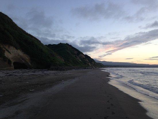 Akita Prefecture, Japan: Iriai beach