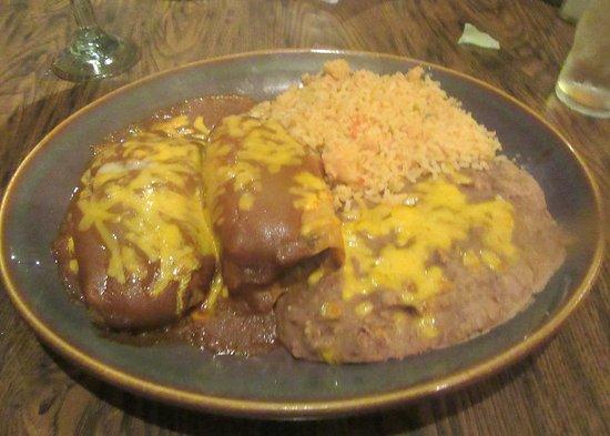 Tamales, Casa Azteca Mexican Restaurant, Milpitas, CA
