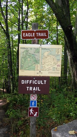Fish Creek, WI: Eagle Trail
