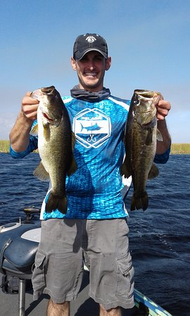 Okeechobee, Flórida: Results with Capt Scott