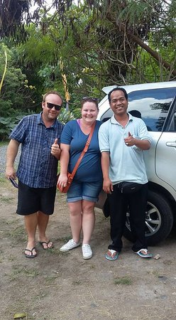 Ketut Suwendra Bali Driver