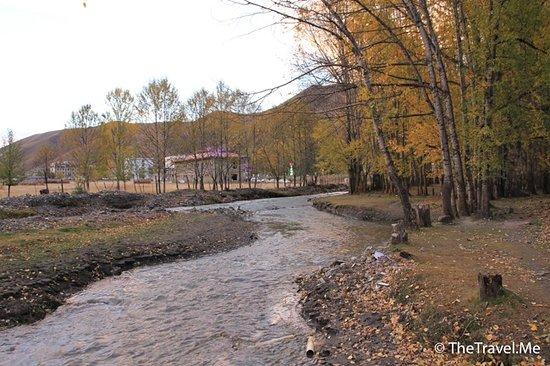 Bilde fra Kangding County
