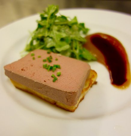 Glass Onion: Duck Liver Pate