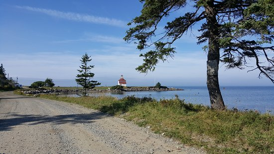 Gilberts Cove, Canada: Gilbert's Cove Lighthouse