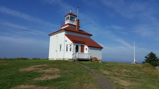 Gilberts Cove, Canada: Gilbert's Cove Light
