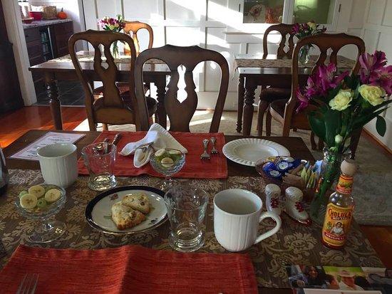 Walla Walla, WA: Breakfast