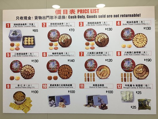 Jenny Bakery Kowloon Tsim Sha Tsui Store Hong Kong All You Need To Know Before You Go With
