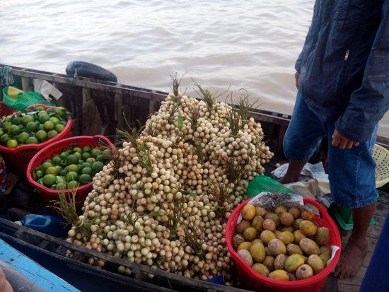 Can Tho, Vietnam: Hoa quả