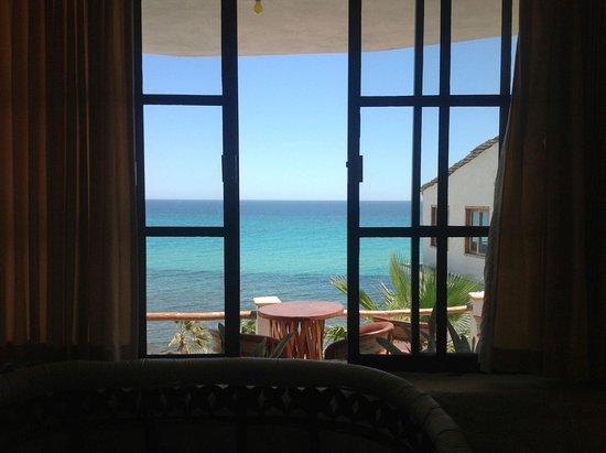 La Ventana, Mexico: a room with a view