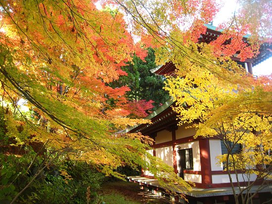 Dairyuji Temple