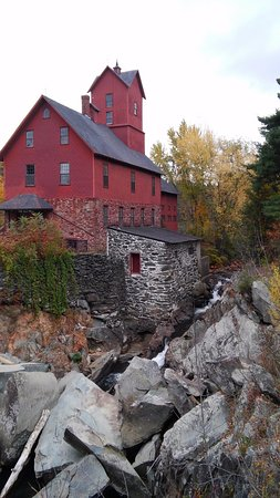 Old Red Mill and Museum : Old Red Mill