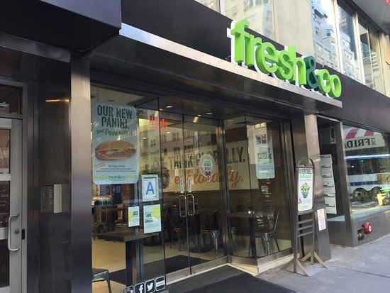Fresh and Co.: street view