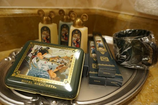 Tokyo DisneySea Hotel MiraCosta: Up for grabs!