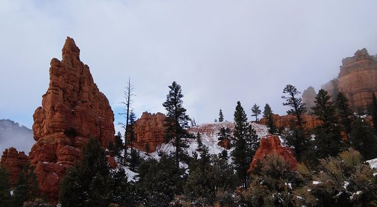 Panguitch, UT: Red Canyon