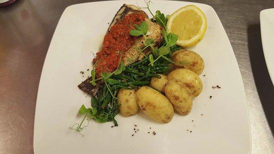 Виргиния, Ирландия: Cooked to perfection
