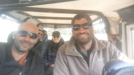 Merom Golan: No Other Land-Jeep Tours